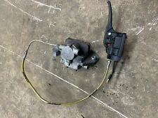 polaris edge 500 600 700 800 brake master cylinder and caliper