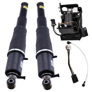 3PCS Air Suspension shocks Compressor Pump For Escalade Suburban Yukon 949 000