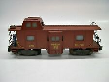 977 American Flyer Action Bay Window Caboose [Lot QQ9-F12]