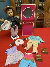 American Girl Nicki doll with box and Accessories Lot