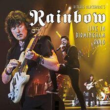 Richie Blackmores Rainbow - Live In Birmingham 2016 (NEW 2 x CD)