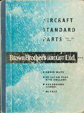 BROWN BROTHERS AIRCRAFT STANDARD PARTS MANUAL