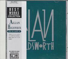 Allan Holdsworth CD BEST WORKS COLLECTION  JAPAN + OBI
