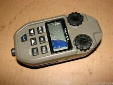 Antique Collectible LCD Damage THALES MA6795 Radio Remote Control Unit With GPS