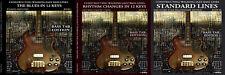 Jazz Theory Bass Tab method books electric bass 360 choruses of bass tab lines