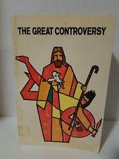 The Great Controversy Ellen White Pacific Press 1950 Paperback