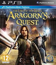 Il Signore degli Anelli aragorns ricerca PS3