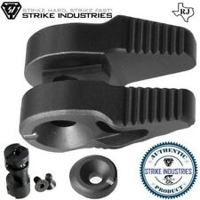 Strike Industries FLIP SWITCH Ambi Safety Ambidextrous 60 90 degree + Cap BLACK