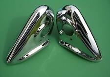 56 Chevy Rear Bumper Guards *NEW* 1956 Chevrolet