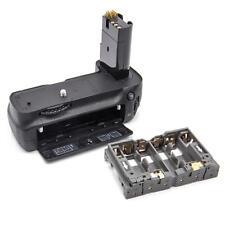 Empuñadura de bateria + adaptador (EN-EL3e/AA/R6/Mignon) para Nikon MB-D200