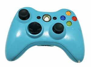 Microsoft Xbox 360 Special Edition Turquoise Controller