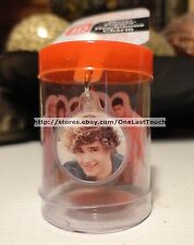 ONE DIRECTION Cell/Headphone/Necklace LIAM Charm 1D Double Sided COLLECTIBLE