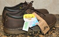 Dr. Doc Martens Industrial Boot ASTM Safety Steel Toe Shoes F2413 Men Sz 10 NEW