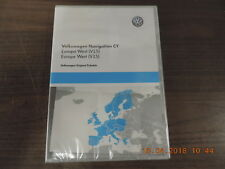 ORIGINALE NAVIGAZIONE Update RNS 510 810 V14 2017 Software VW PASSAT GOLF 5 6