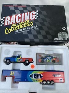 Jeff Gordon 1995 Racing Collectibles 1:64 Scale 1 Of 2508 Diecast #92