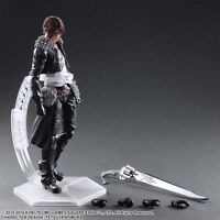 Play Arts Kai Final Fantasy VIII Dissidia Squall Leonhart Action Figure