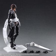 Play Arts Kai Final Fantasy VIII Dissidia Squall Leonhart Action Figure In Box