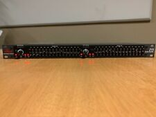 DBX 215 Dual Channel 15 Band EQ Rack Mount Graphic Equalizer