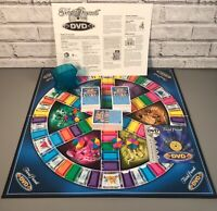 Trivial Pursuit 2004 DVD Board Game by Hasbro Parker - Complete VGC