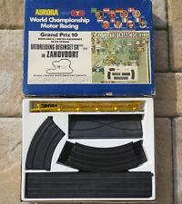 Aurora AFX Grand Prix 10 Complete Package/Startset ZANDVOORT