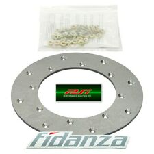 FIDANZA ALUMINUM FLYWHEEL FRICTION PLATE INSERT 16 HOLES RSX CIVIC 228501