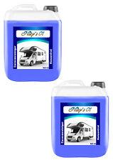 2x 5 Liter Caravanreiniger Wohnwagenreiniger Wohnmobilreiniger Konzentrat Top