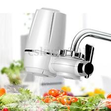 Ceramic Tap Faucets Water Filter Washable Ceramic Mount Purifier For Kitchen