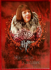 HARRY POTTER & GOBLET OF FIRE - Card #16 - MADAM MAXIME - CARDS INC. 2005