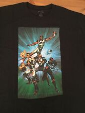 Hero SF Giants Superheroes Comic SGA T-shirt Medium Stan Lee 5/9/2015 M