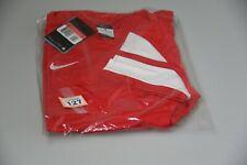 Nike Ladies Football/ sports T-shirt Dri-Fit/ Stay Cool Red L (O tag127)