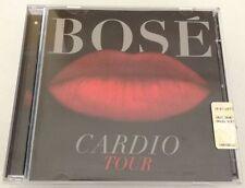 MIGUEL BOSE CARDIO TOUR (CD + DVD) ALBUM 2011 OTTIMO SPED GRATIS SU + ACQUISTI!