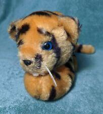"Dakin Tango Tiger Plush Stuffed Toy Vintage 1981 10"""