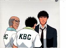 HAJIME NO IPPO - FIGHTING SPIRIT Japanese animation cel w/douga A2/C2/D2