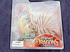 "McFARLANE'S DRAGONS ""QUEST FOR THE LOST"" KING WATER DRAGON CLAN SERIES 3 MINT"