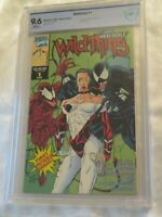 SALE! WildThing #1 CBCS 9.6! (not CGC) 1st issue of new title! Venom and Carnage