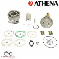 081100 GRUPPO TERMICO CILINDRO HPR ATHENA ALL. ø47,6 70cc YAMAHA JOGRR 50 2T LC