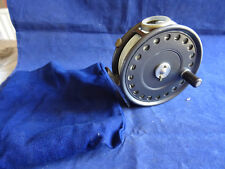 "Un ottimo vintage Hardy St George 3 3/4"" LUCE Salmone/Trota di Mare Fly Reel"