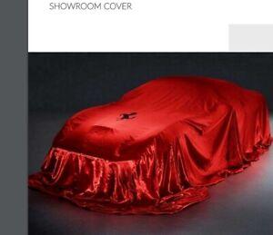 Ferrari Factory Showroom Drape Car Cover #70003435 Algar Ferrari On Sale!!!