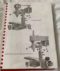 Dore Westbury Vertical Milling Machine MK.2 kit with power feed kit