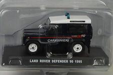 Landrover Defender 90 1995 Carabinieri 1:43 De Agostini Magazine