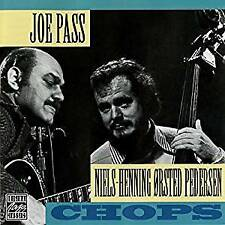 Joe Pass And N-H Orsted Pederson - Chops (NEW CD)