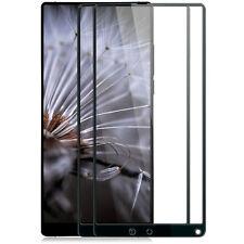 2x Display Schutzglas für Xiaomi Mi Mix 2S - Full Cover Schutzpanzer Glasfolie S