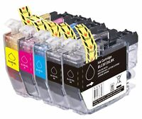 5x LC3013 LC-3011 Ink Cartridge For Brother MFC-J690DW MFC-J895DW MFC-J497DW HY