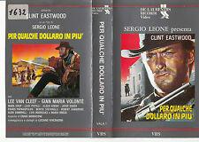 Per qualche dollaro in più (1965) VHS