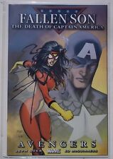 Death of Captain America: Fallen Son. No. 2 Avengers. Turner Cover. Marvel