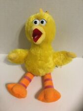 "Sesame Street BIG BIRD Plush 14"" Stuffed Animal Toy 2015"