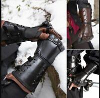 Medieval Leg Warmers Brandolf //Larp Black By Burgschneider