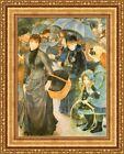"Pierre Auguste Renoir Maestri Della Pittura Framed Canvas 21.5""x27"" (V16-11)"