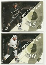 2010-11 SPX COMPLETE BASE SET 1 - 100  BV $25