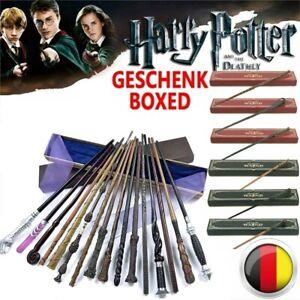 Harry Potter Zauberstab Dumbledore Hermione Magische Cosplay Wand Geschenkbox DE